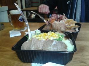 tip: Μπορείτε να φάτε ΚΑΙ τη φλούδα της πατάτας
