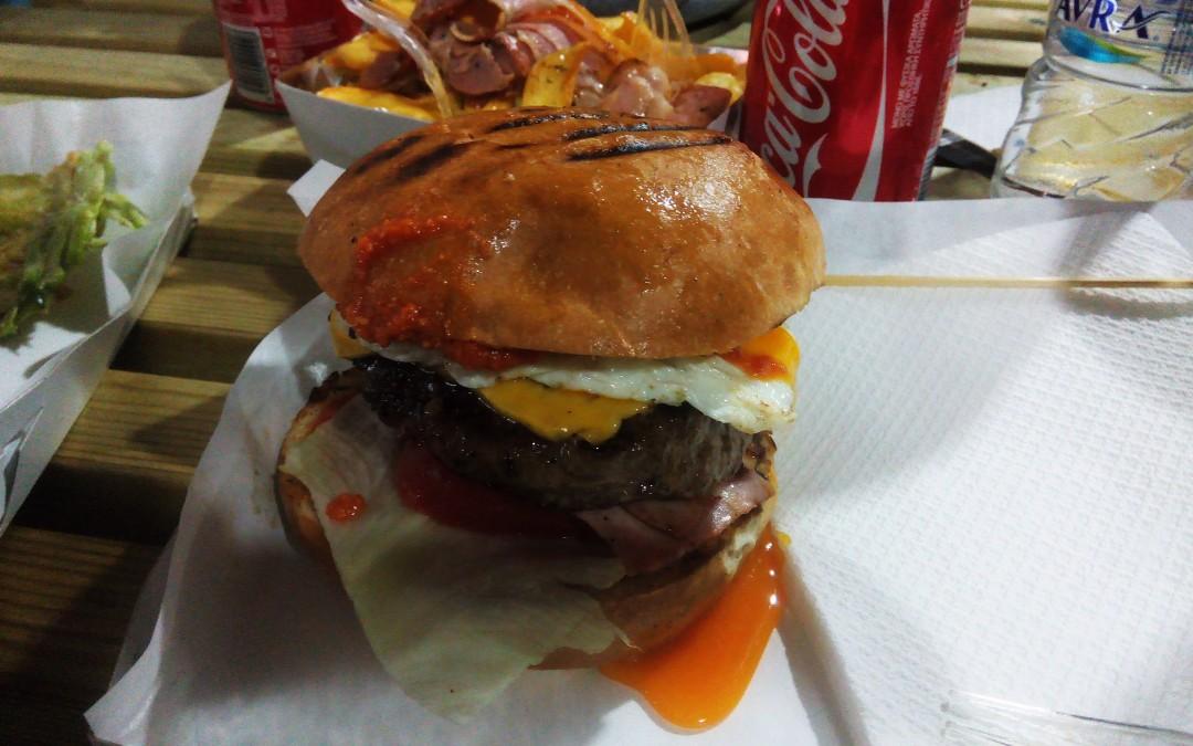 Άκου τι εφαγα στο Brooklyn στο BurgerFest2016